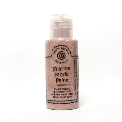 Copper Chic  - Sparkle - Fabric Paint