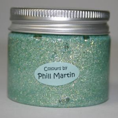 Sparkle texture paste - Frosted Jade