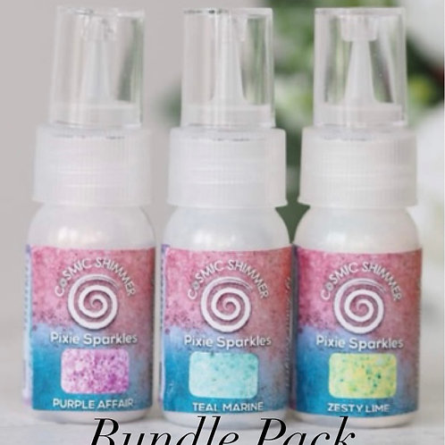 PRE-ORDER - Bundle Pack - All 8 Pixie Sparkles - By Jamie Rodgers