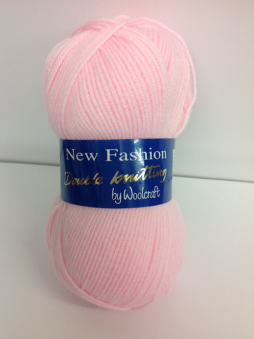 Value Double Knit - Baby Pink