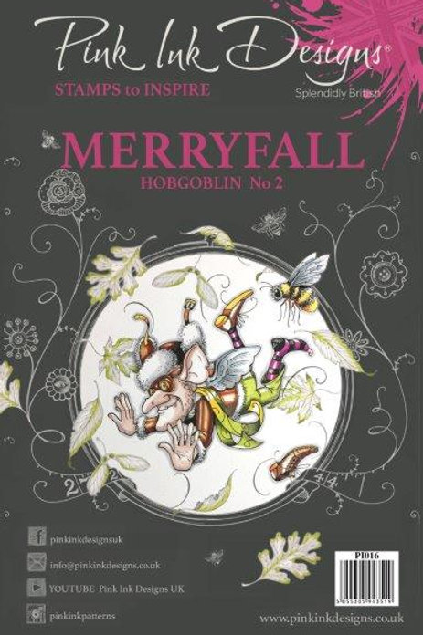 Pink ink - Merryfall