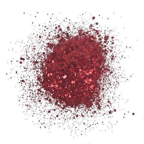Glitterbits - Apple Red