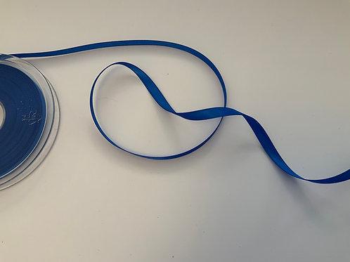 Royal Blue - 7mm - Double Satin Ribbon