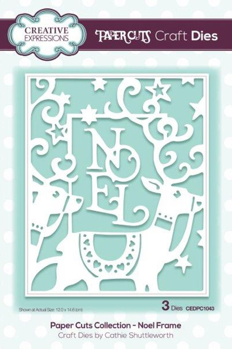 Paper Cuts Collection - Noel Frame