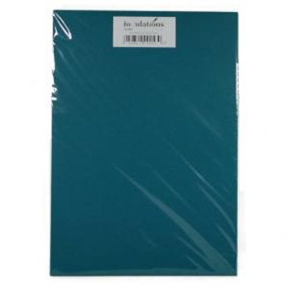 Teal - Foundations Card - 20 sheets