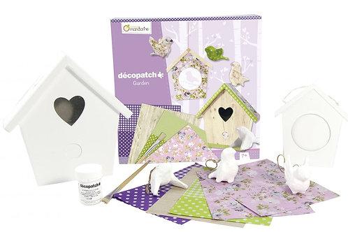 Decopatch Garden kit