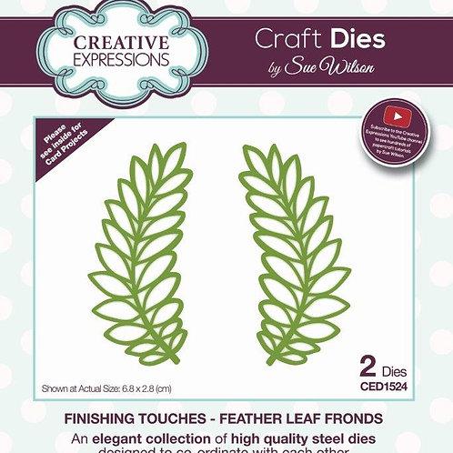 Sue Wilson -Feather Leaf Fronds