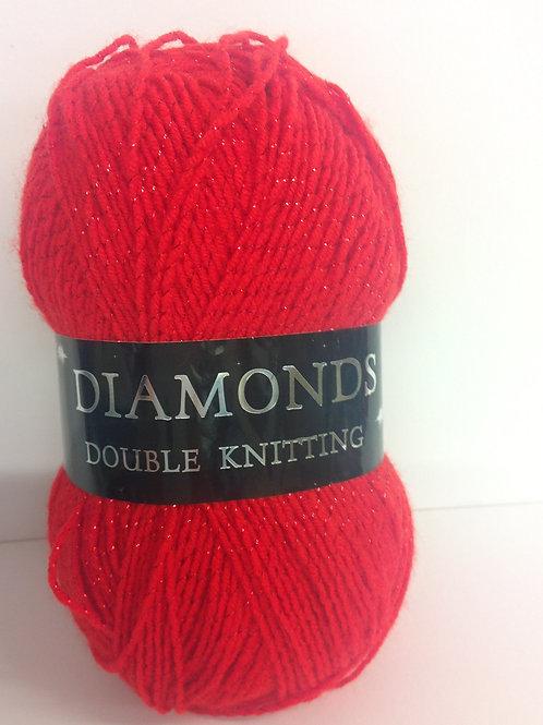 Diamonds Double Knit - Matador