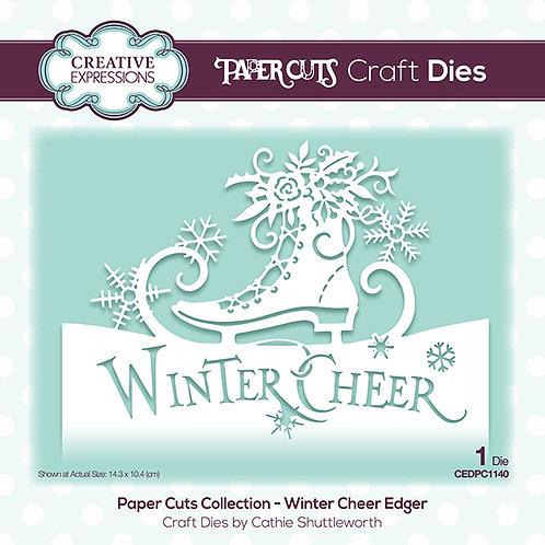 Winter Cheer - Paper Cuts Edger