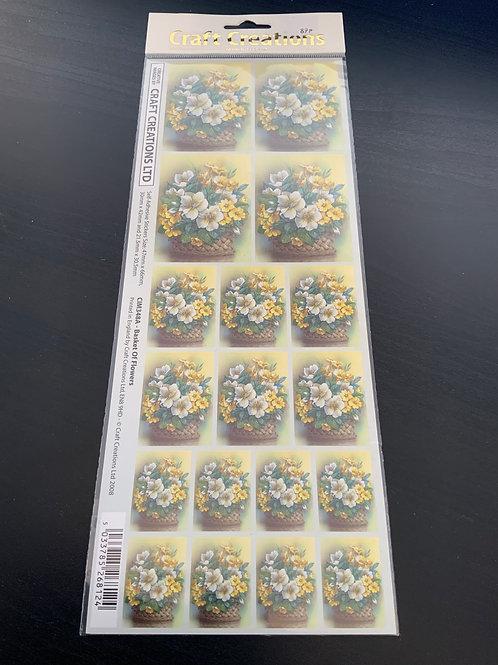 Flower - Sticker