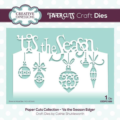 Paper Cuts Collection - 'Tis The Season