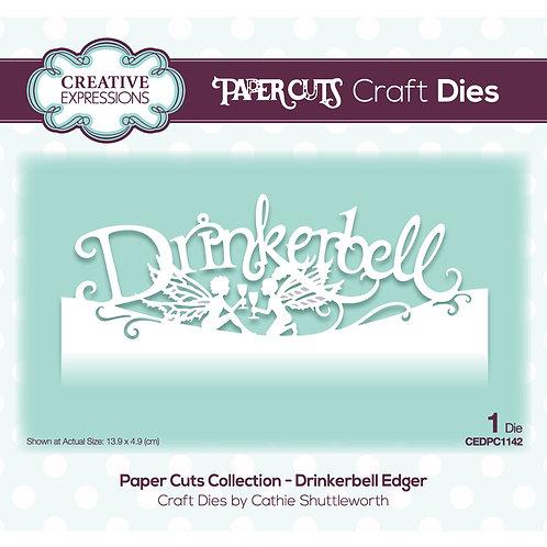 Drinkerbell - Paper Cuts Die