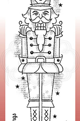 Woodware - Clear Stamp - Nutcracker