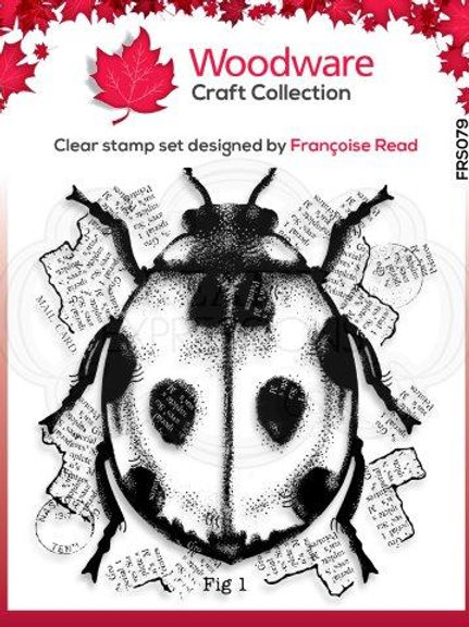 Ladybird Clear Stamp