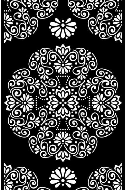 Doily Stencil