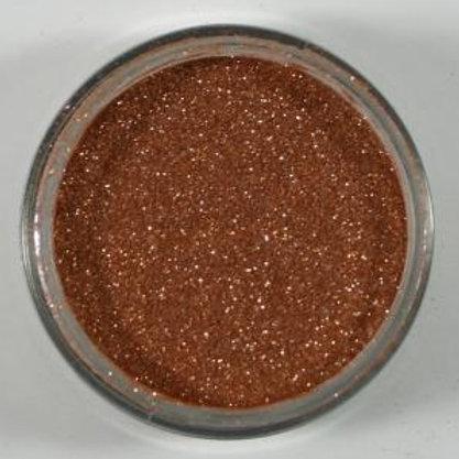 Polished Silk Glitter - Pale Bronze