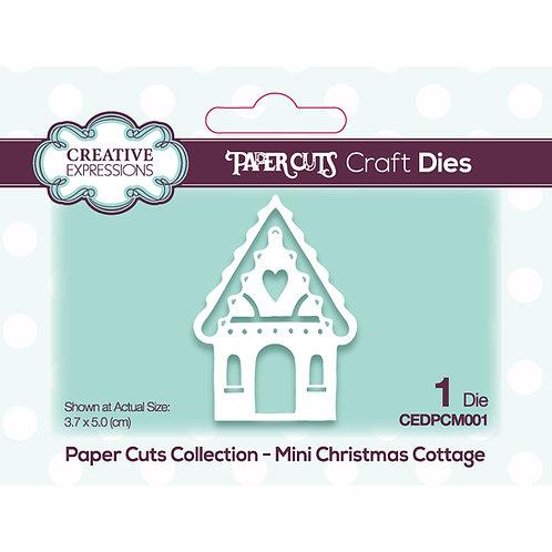 Mini Christmas Cottage