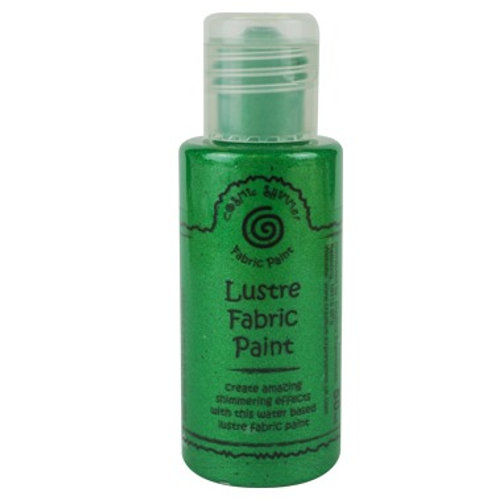 Shamrock Green - Lustre - Fabric Paint