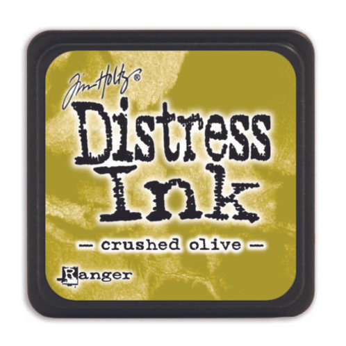 Crushed Olive - Distress  Ink Pad