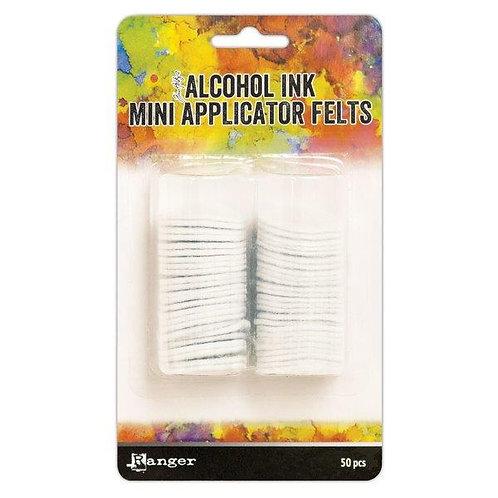Alcohol ink applicator refills - 50pcs