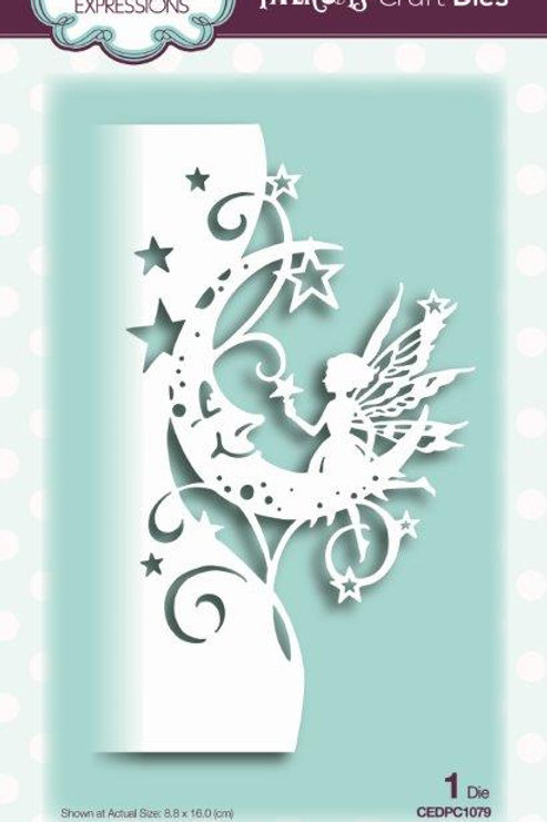 Paper Cuts Collection - Luna Fairy Edger