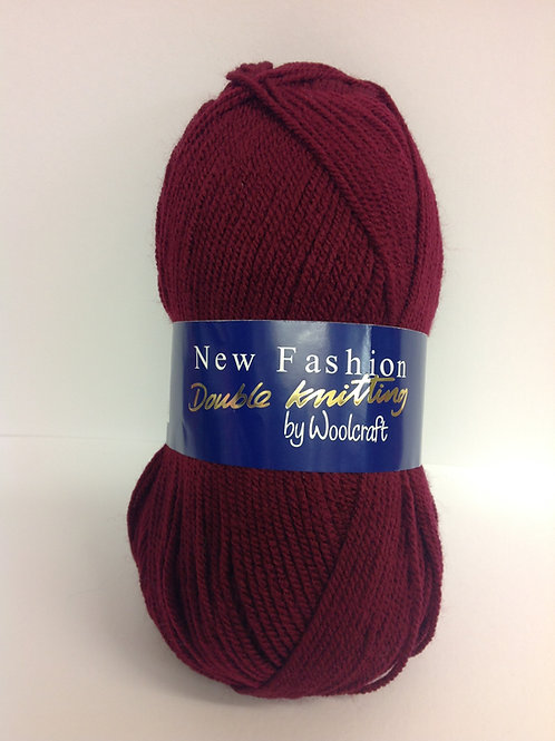 Value Double Knit - Maroon