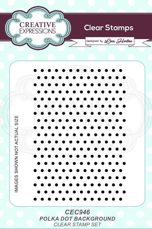 Dots Clear Stamp