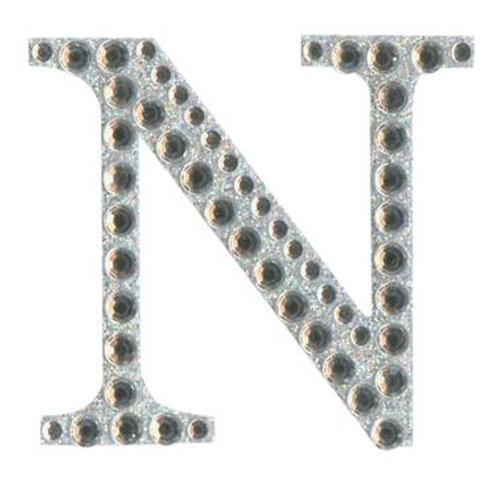 N - Gem Sticker