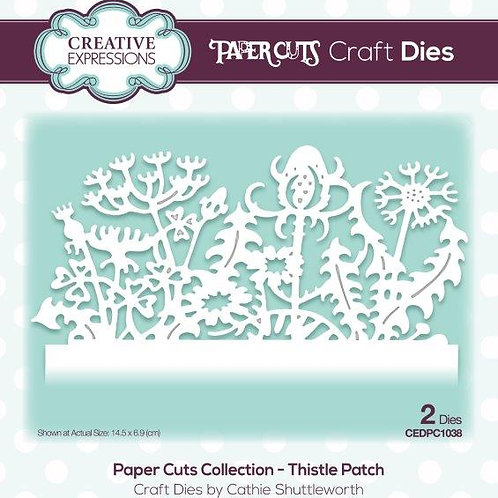 Paper Cuts Collection - Thistle Patch