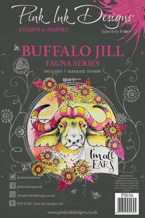 Pink ink - Buffalo