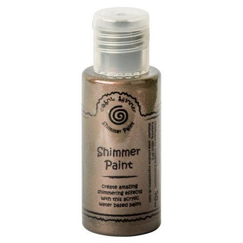 Rich Oak - Shimmer Paint - 50ml