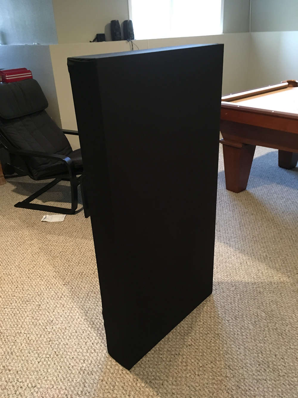 Front of Acoustic Panel