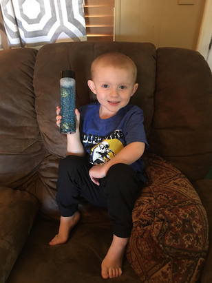 Bracken's Sensory Bottle
