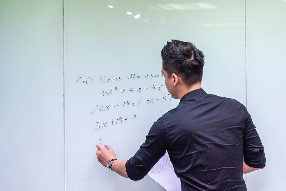 top math tuition in singapore teaching