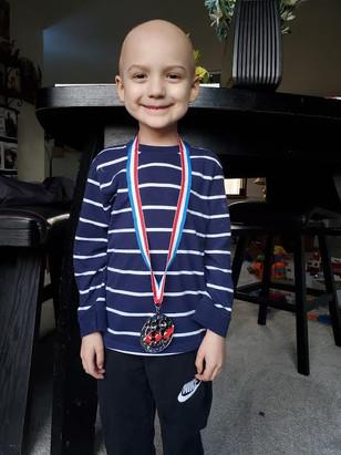 Levi a true champ!