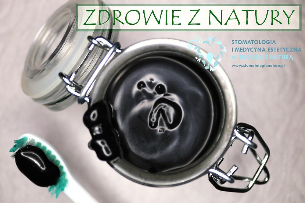 Stomatologia i Medycyna Estetyczna Poznań - naturalna pasta do zębów
