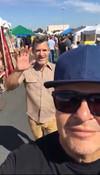 Long Beach Flea Market.