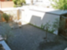 beforeoutdoor urban modern courtyard