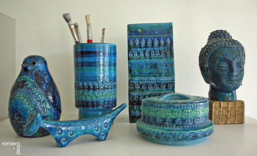 raymor pottery collection