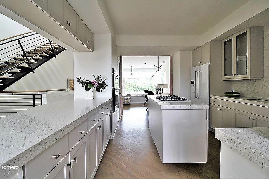 kitchen by romero & obeji interior design