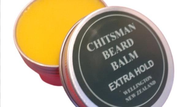 Citrus Extra Hold Beard Balm (50g)