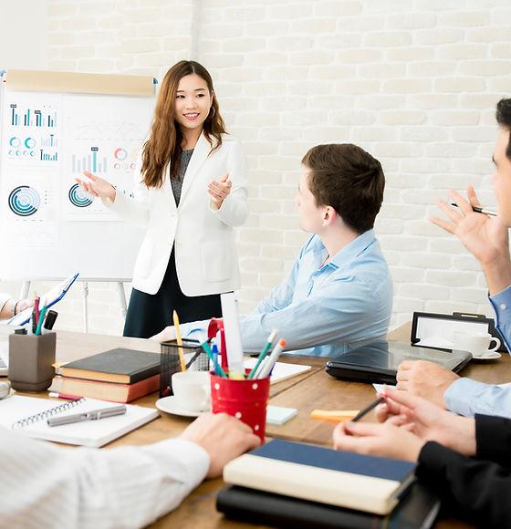 shutterstock_business meeting woman stan