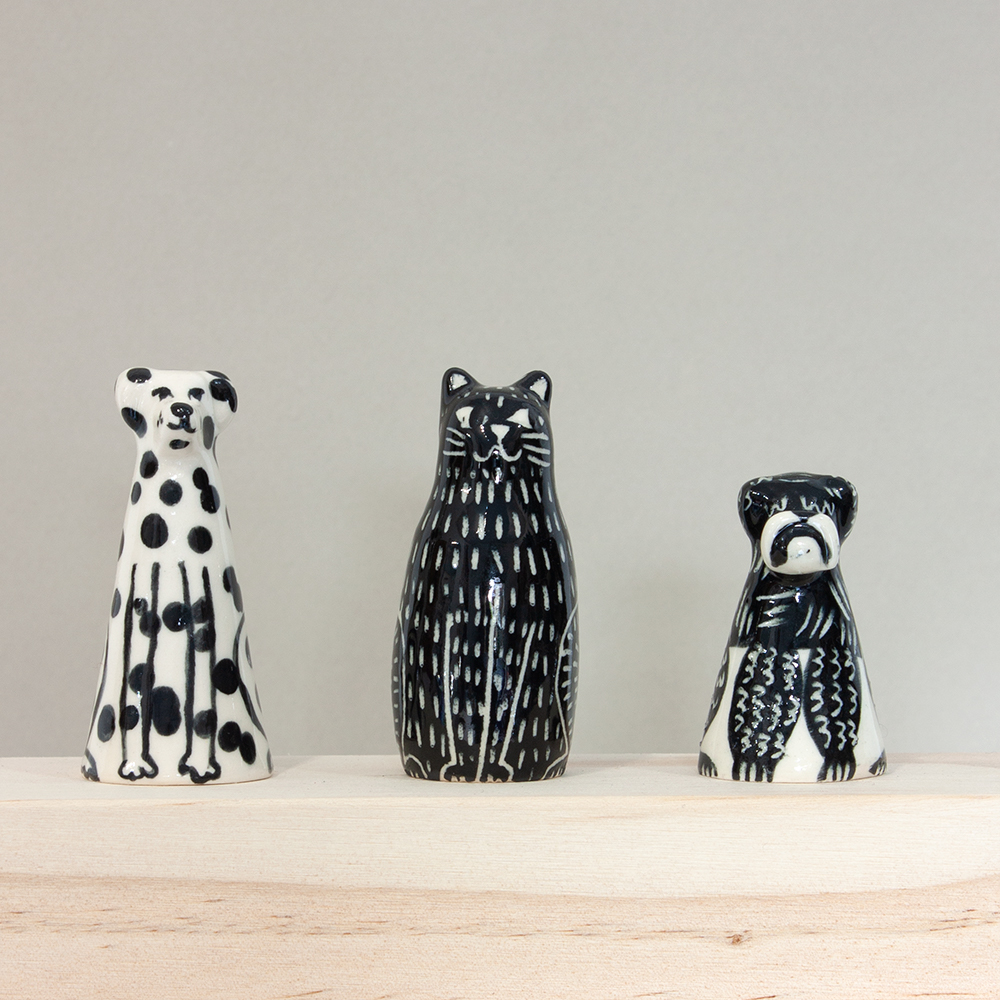Ellen Hayward Mini Animals group