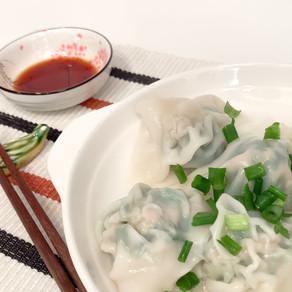 韭菜豬肉餃