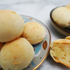 芝士麵包球