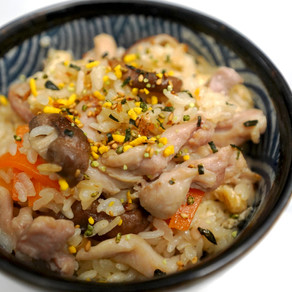 日式雞肉炊飯
