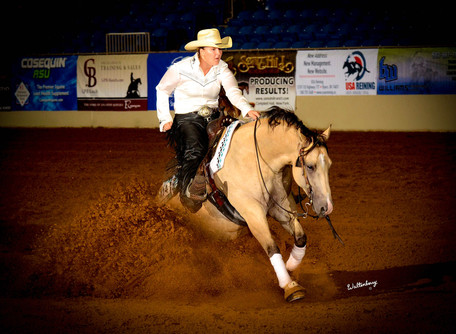 Tulsa Reining Classic Derby