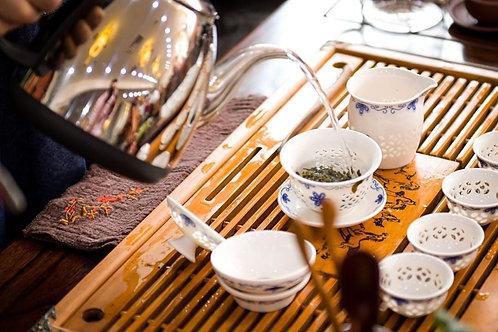 Curso de Formação Chá