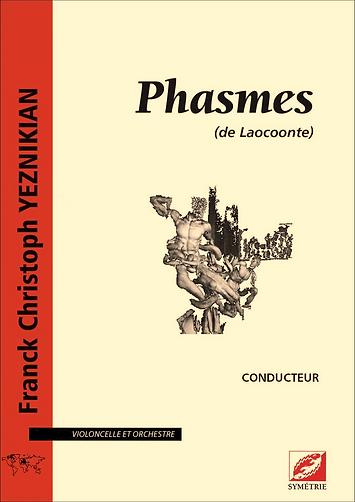 Franck Yeznikian   Phasmes éditions symétrie
