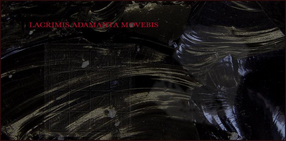 Franck Yeznikian  Lacrimis Adamanta Movebis Besançon